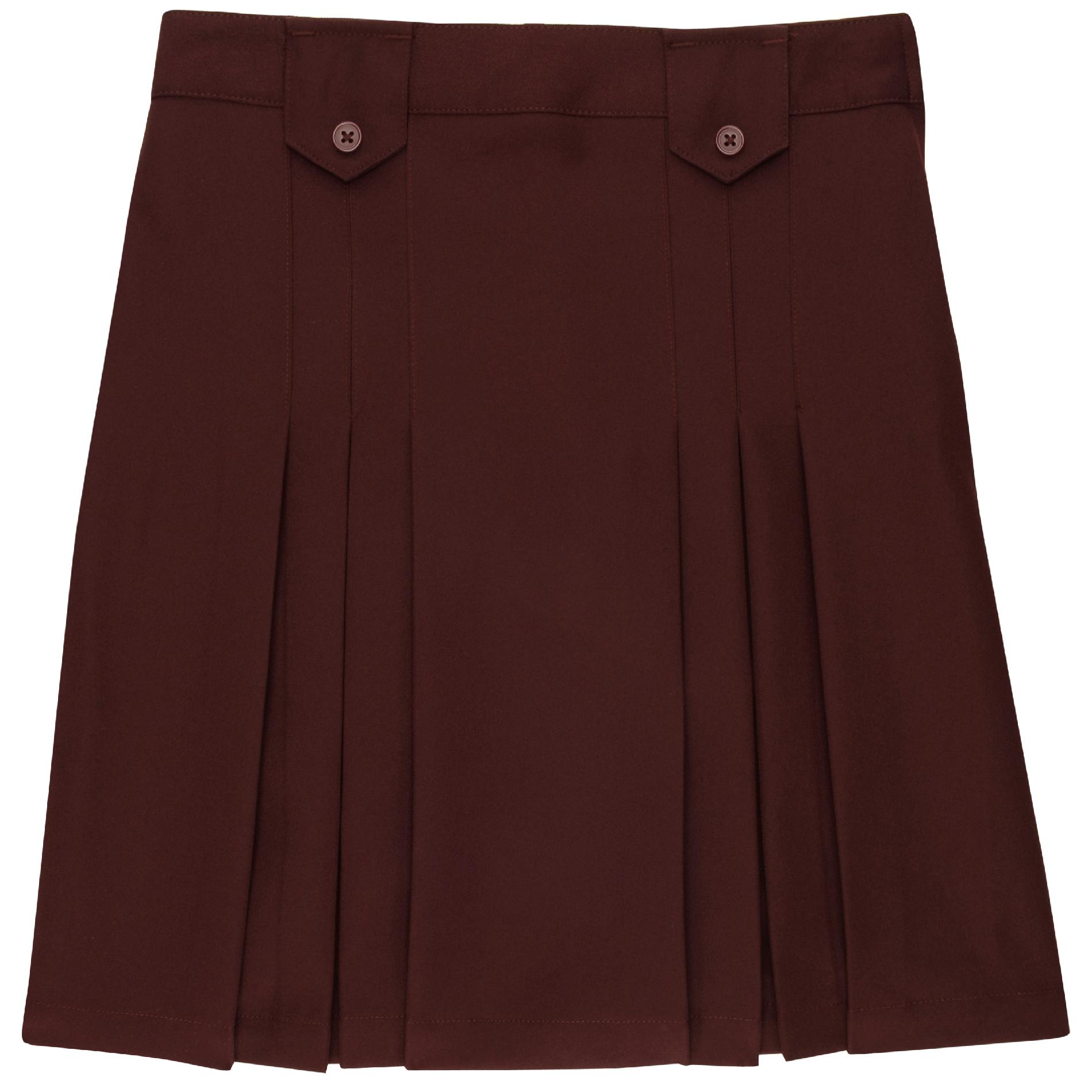 School Skirts Kmart At School By French Toast Front Pleated Skirt With Tabs