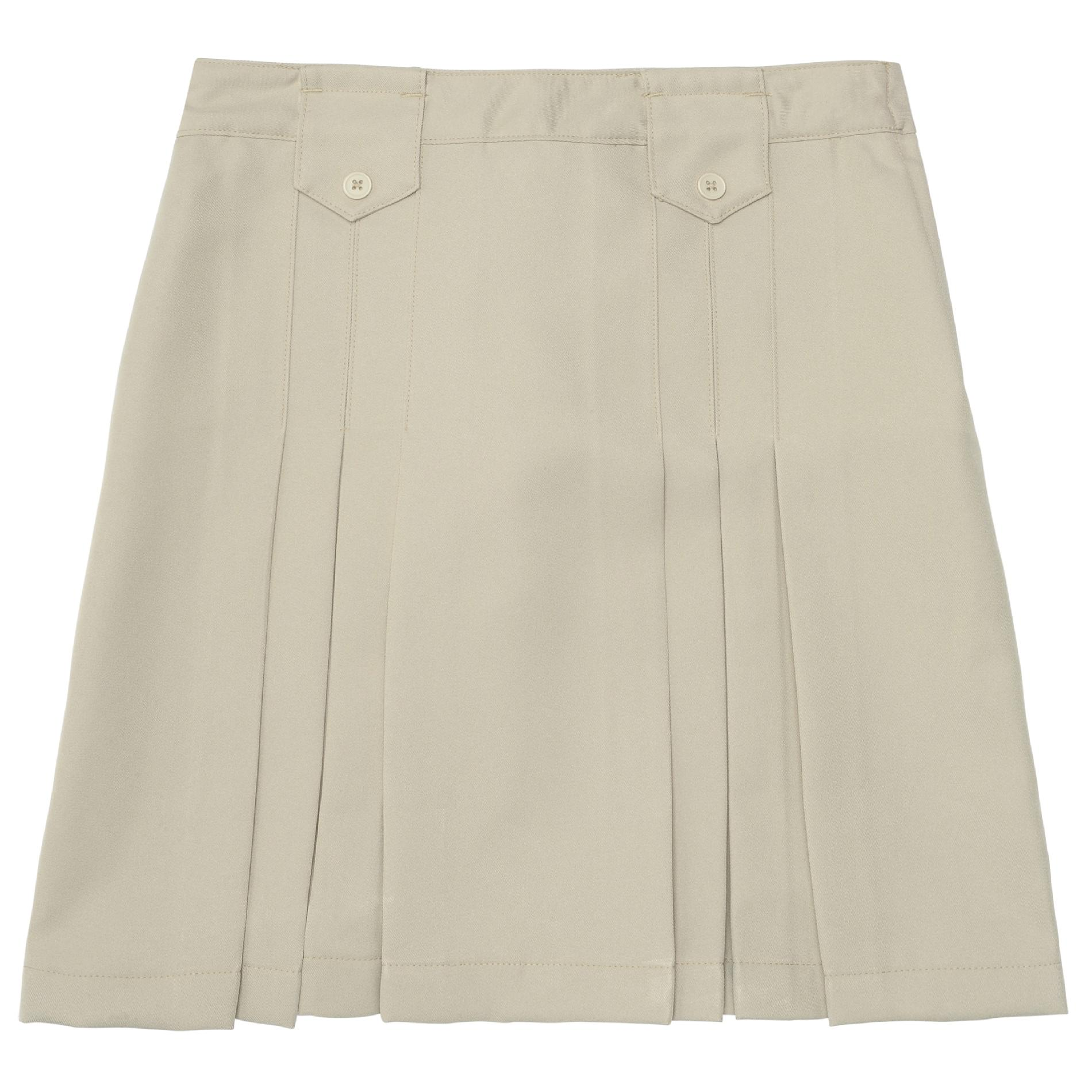 School Skirts Kmart At School By French Toast Girls Plus Size Pleated Skirt