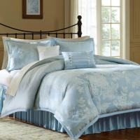 Jaclyn Smith Arbor Blue Comforter Set | Shop Your Way ...