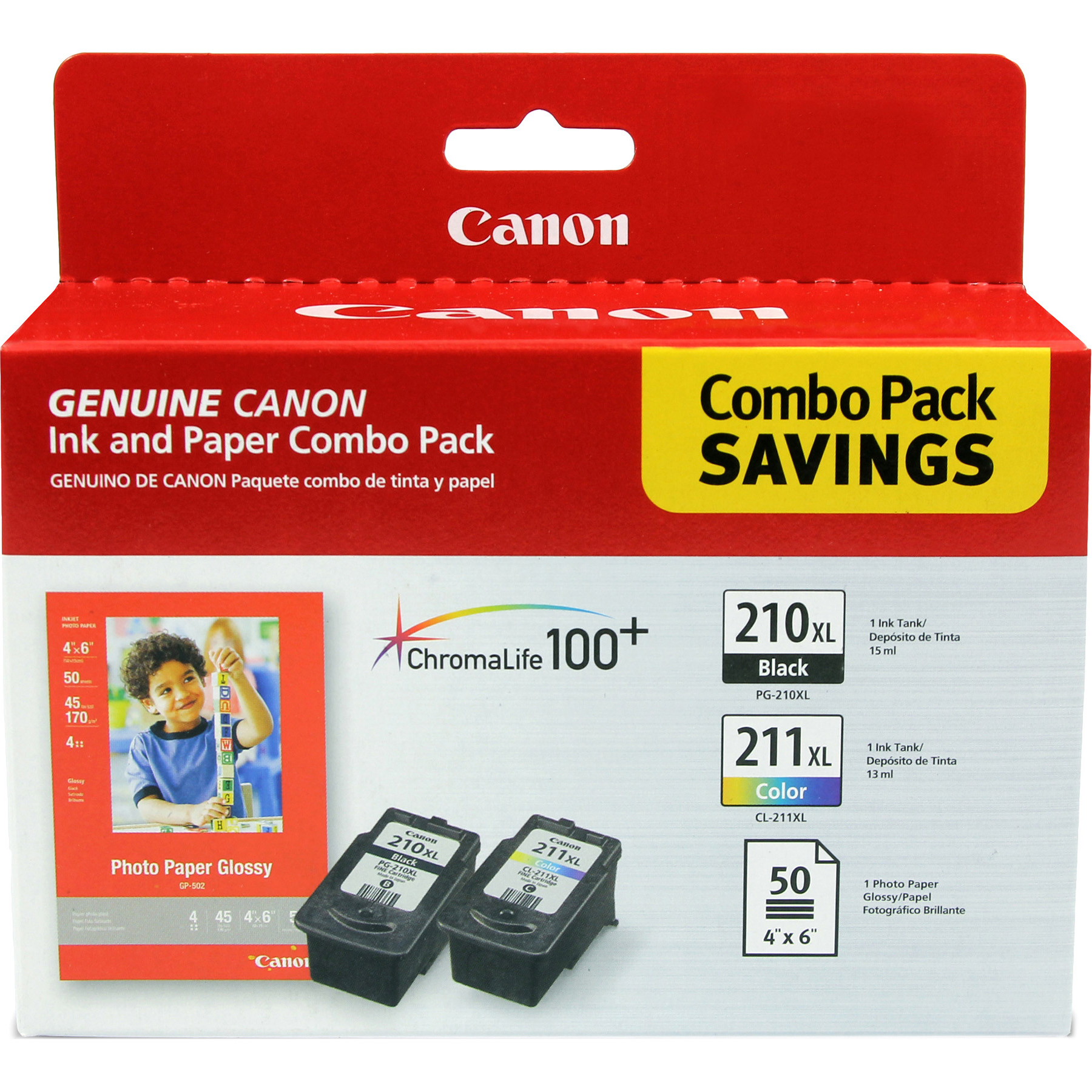 Kmart Photo Prints Canon Ink Cartridge Photo Paper Combo Pack Tvs