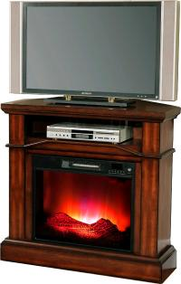 Corner Fireplace Entertainment Center: Entertain in Style ...