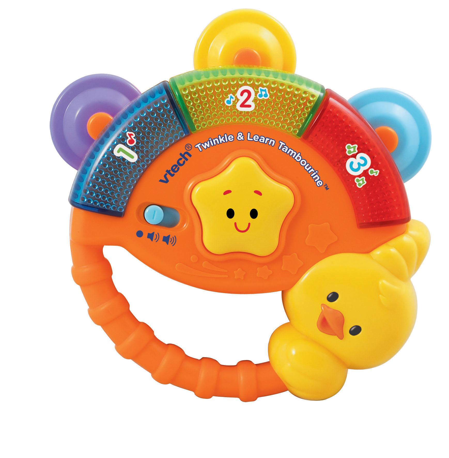 Baby Toys Sale Vtech Twinkle And Learn Tambourine