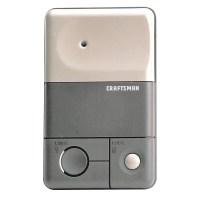 Craftsman Control Console, Premium / Garage Door Opener ...