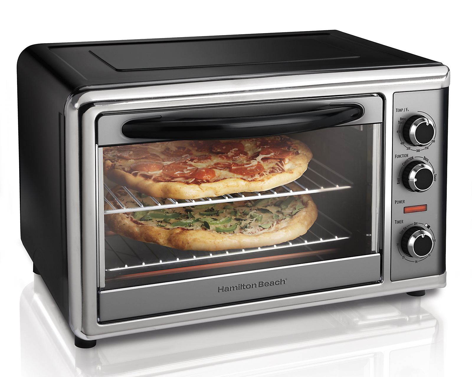 Countertop Rotisserie Ovens Convection Toaster Oven Broiler Its Always Easy Cooking