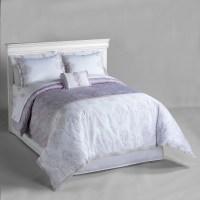 Jaclyn Smith Lilac Zanzibar Sheet Set - Home - Bed & Bath ...