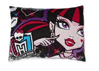 Monster High Girl's Pillow: Snooze with Queen of the Night ...
