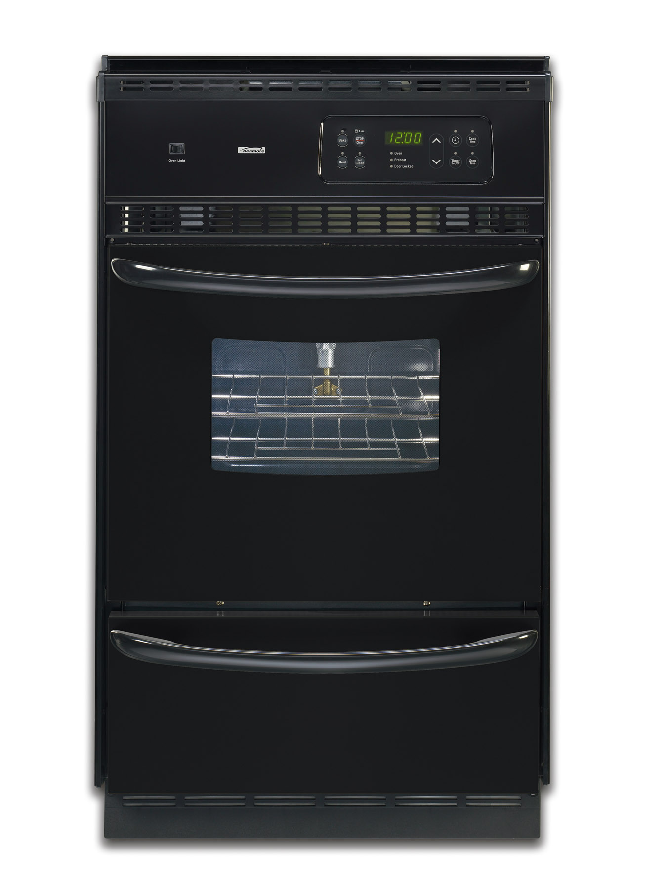 24 Outlet Kenmore 30559 24 Quot Gas Wall Oven Sears Outlet