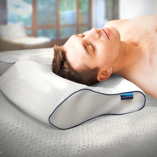 Dr Breus Pillowtm Breathe Better Pillowtm Home Bed