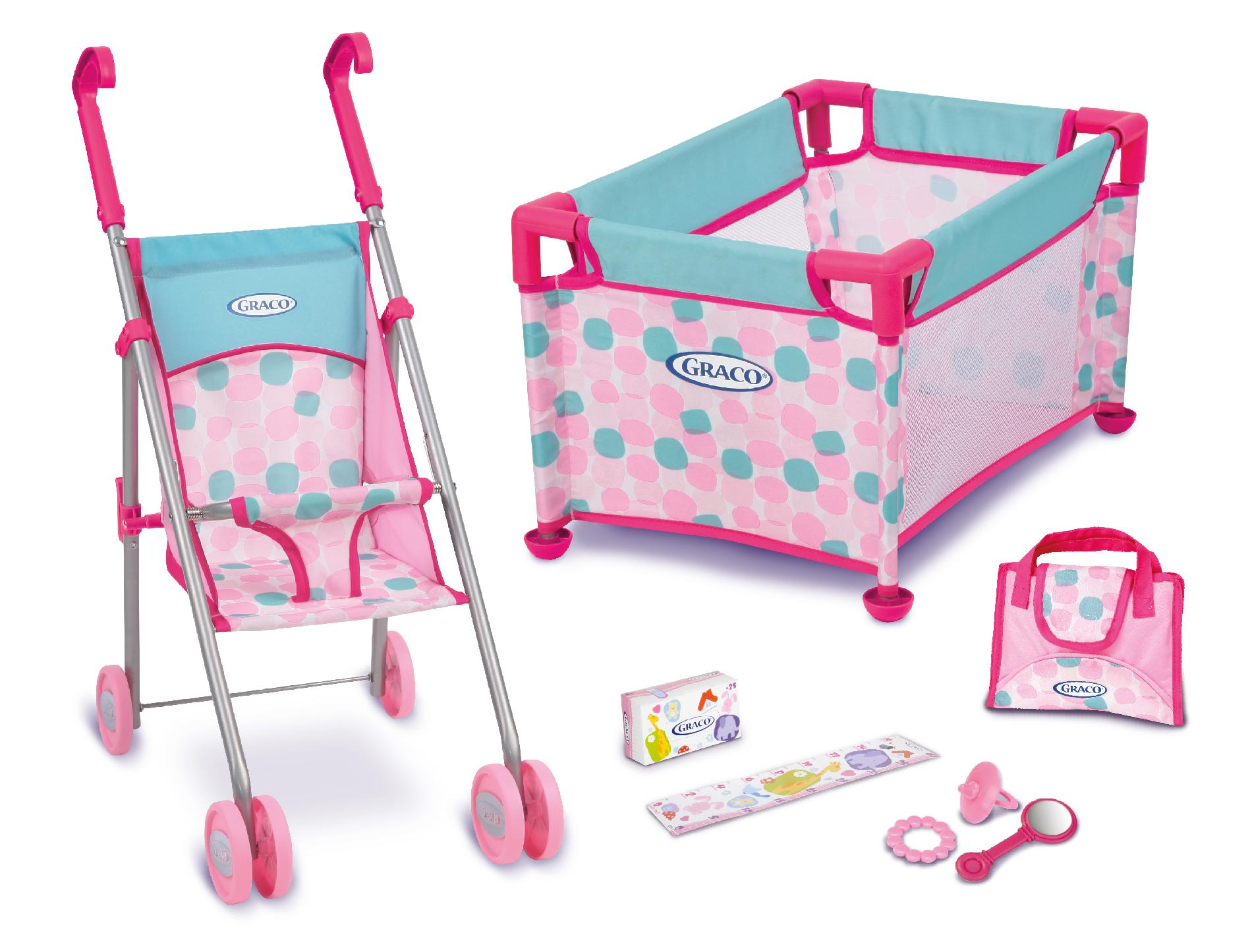 Baby Prams Target Graco Doll Playset Taking Care Of The Babies In Style At