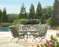 Jaclyn Smith Cora 5 Dining Chairs in various Review ...