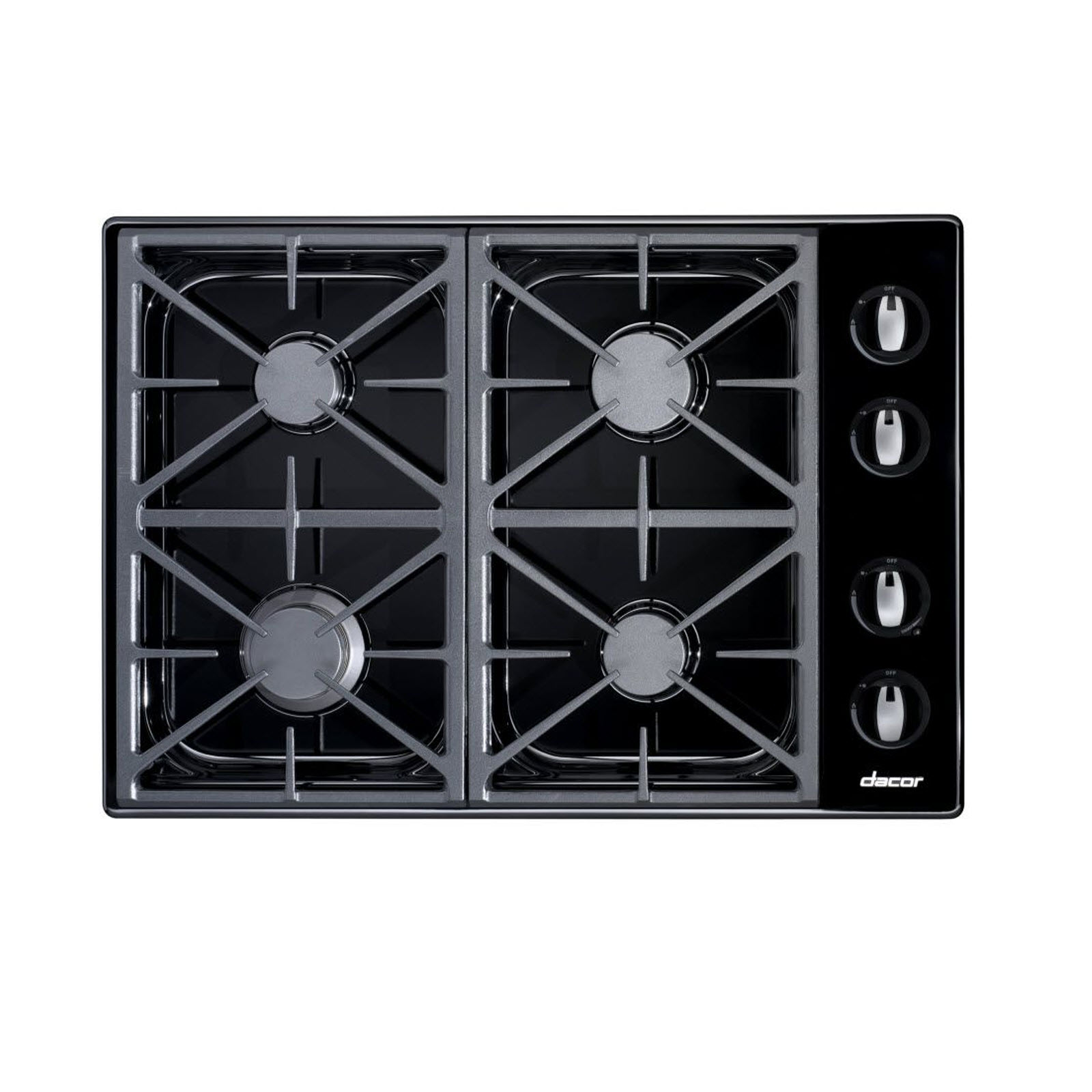 Gas Cooktop Installation Dacor Gas Cooktop 30 In Rgc304bng Sears