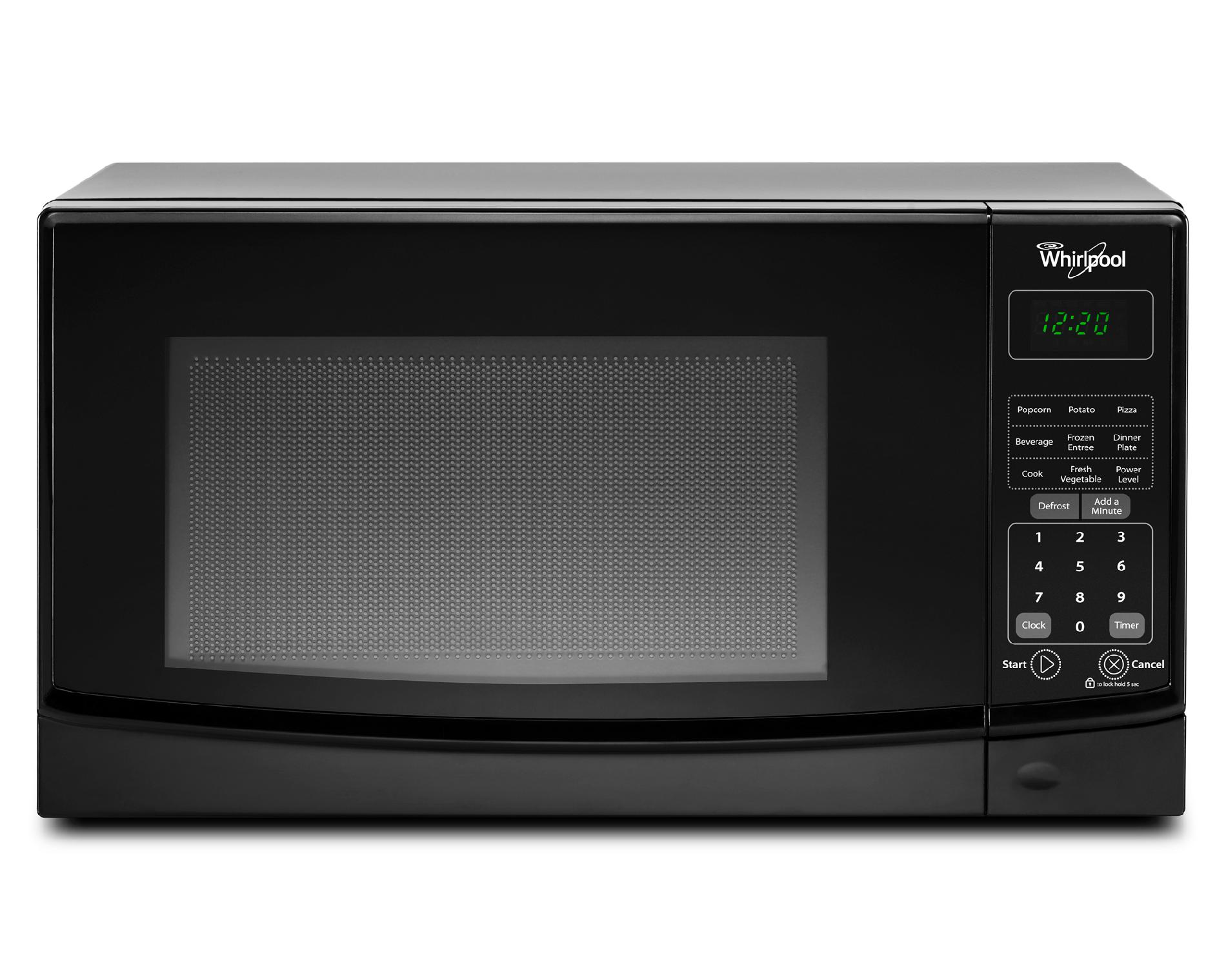 Small Countertop Microwaves Whirlpool Wmc10007ab 7 Cu Ft Compact Countertop