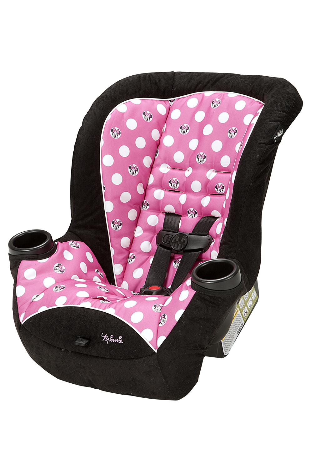 Infant Car Seat Or Convertible Cosco Apt Convertible Car Seat Minnie Mouse