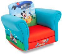 Delta Upholstered Child's Mickey Mouse Rocking Chair - Kmart
