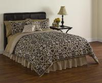 Jaclyn Smith Ritzy Comforter Set - Filigree