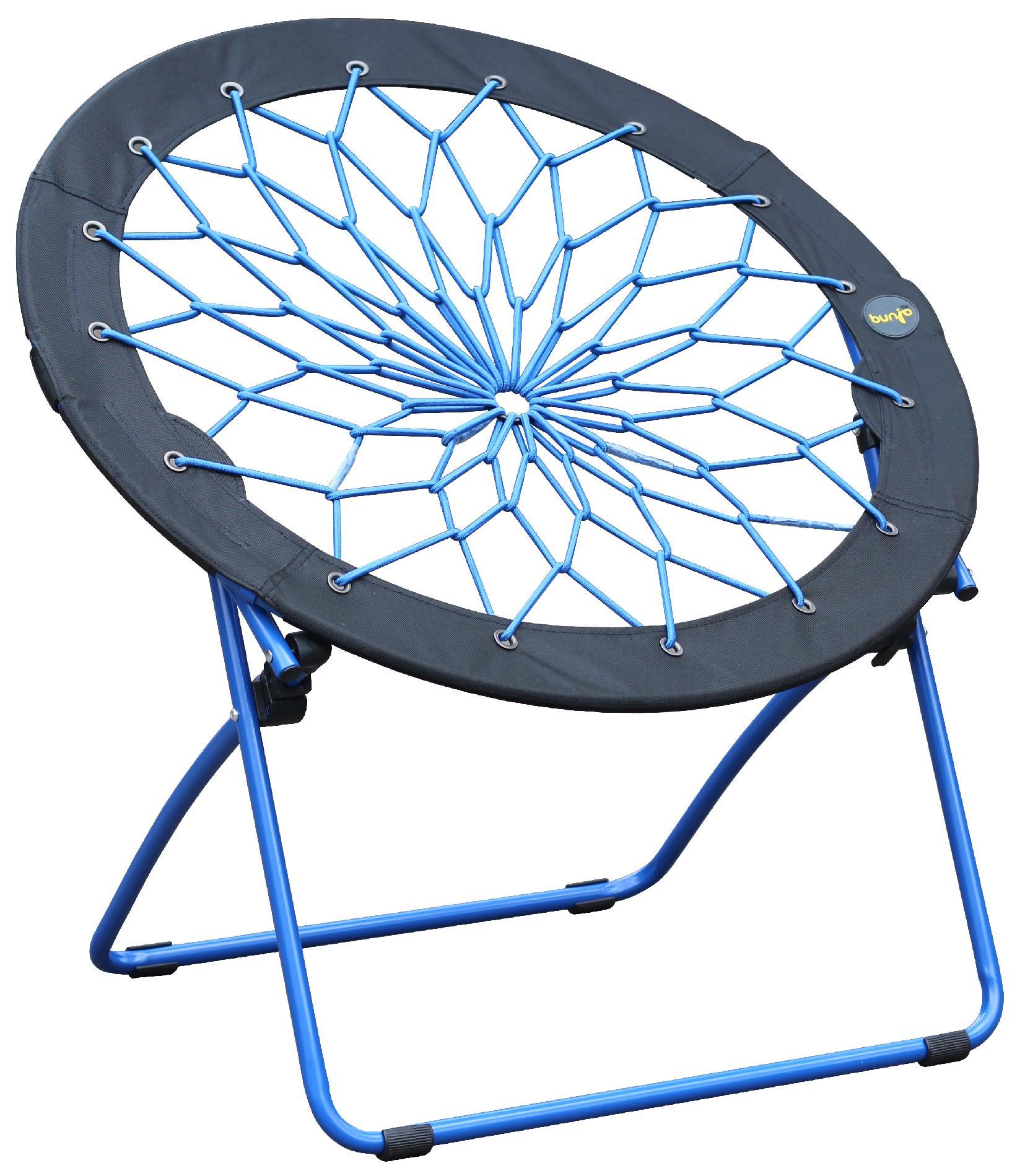 Bunjo Bungee Chair Blue