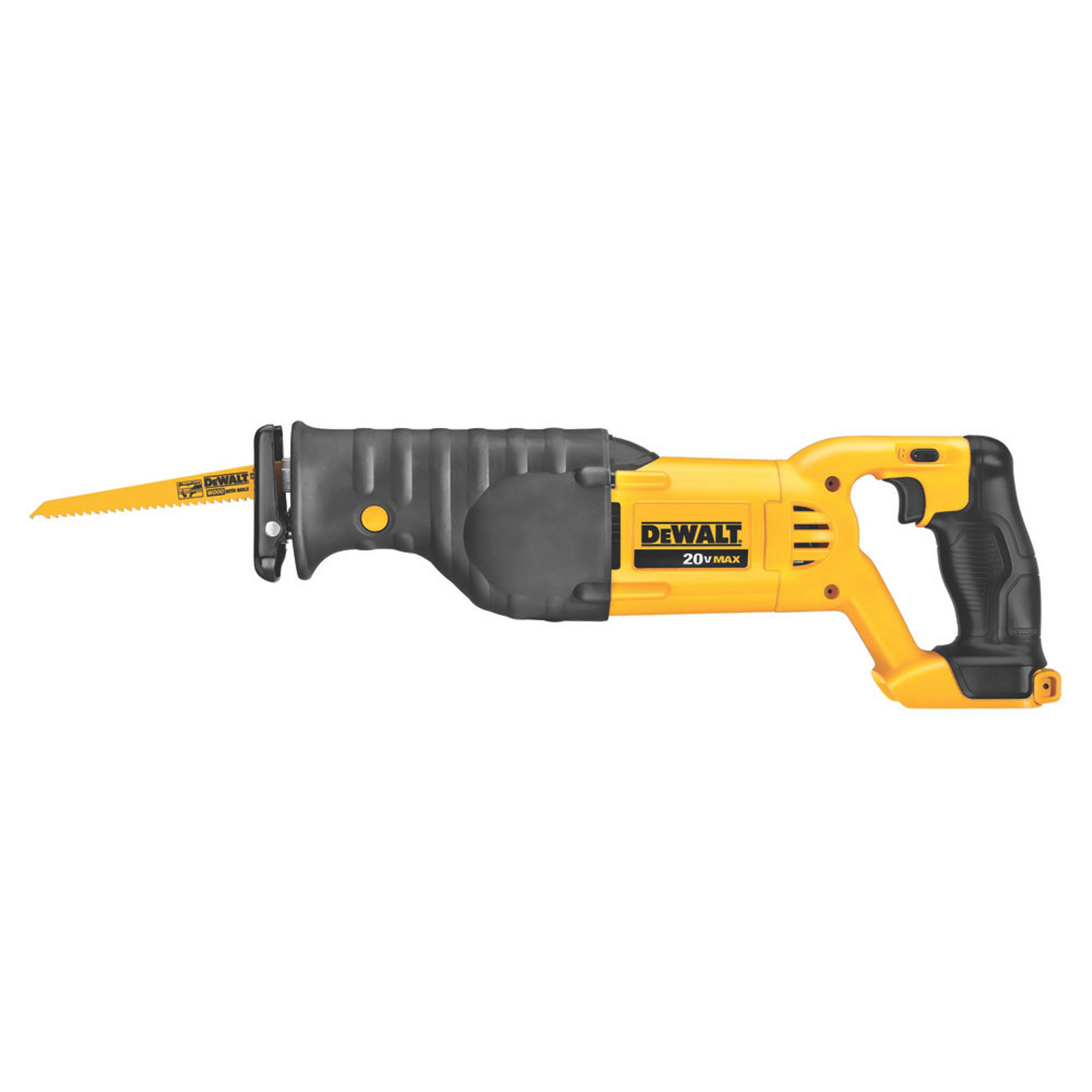Wire Saw Bunnings Dewalt Bare Tool Dcs380b 20 Volt Max Li Ion Reciprocating