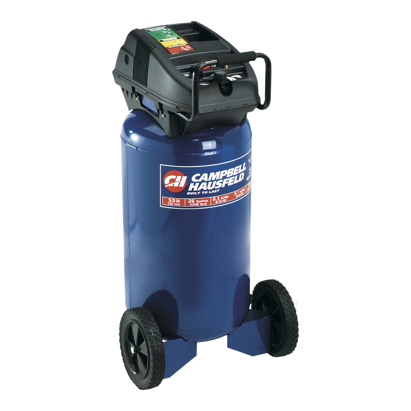 Compressor Oil Canadian Tire Campbell Hausfeld Wl6111 1 8 Hp 26 Gallon Oil Free Wheeled