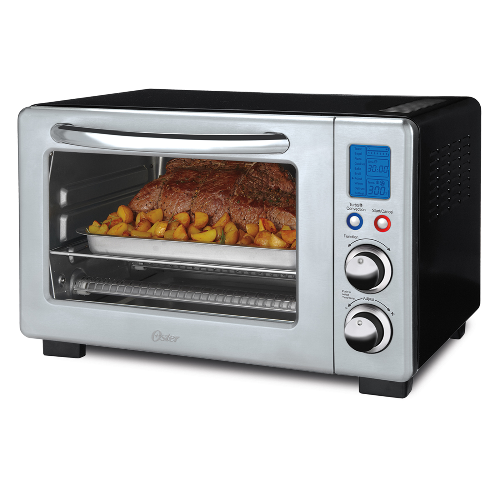 Oster Convection Countertop Oven Reviews Oster Tssttvdg01 Large Digital Countertop Oven