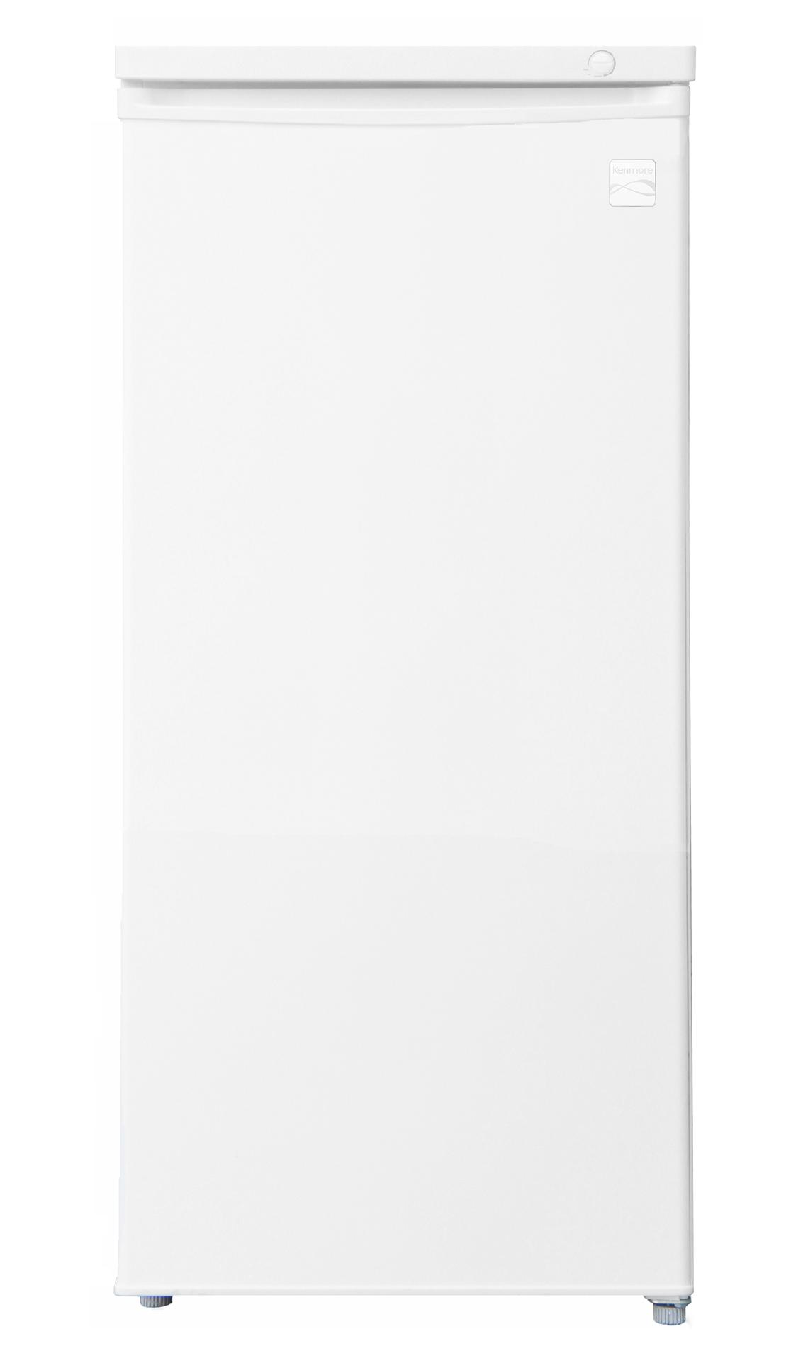 Kmart Freezer Kenmore 20502 4 9 Cu Ft Upright Freezer White