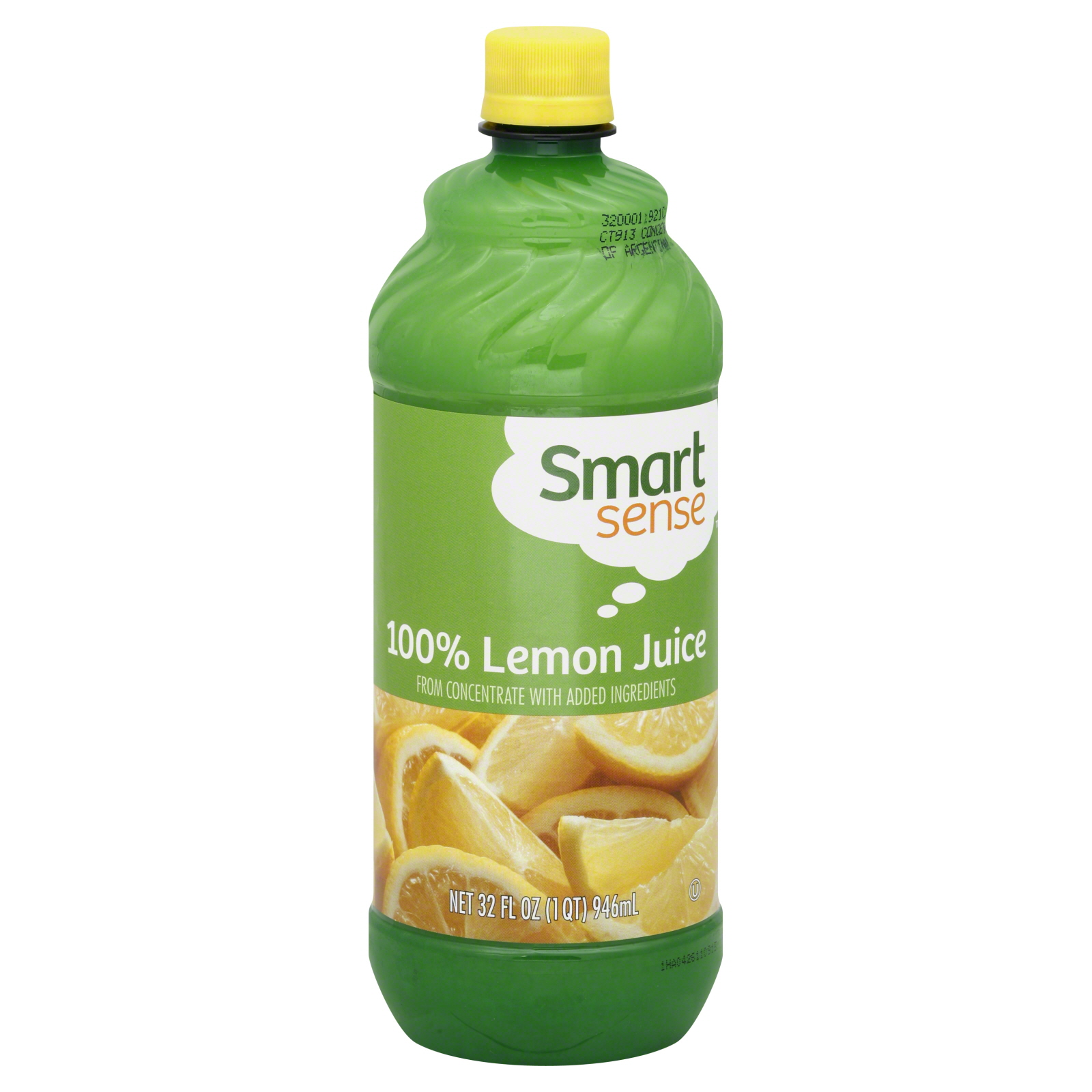 Best Way Juice Lemon Smart Sense Lemon Juice 100 32 Oz 1 Qt 946 Ml Shop