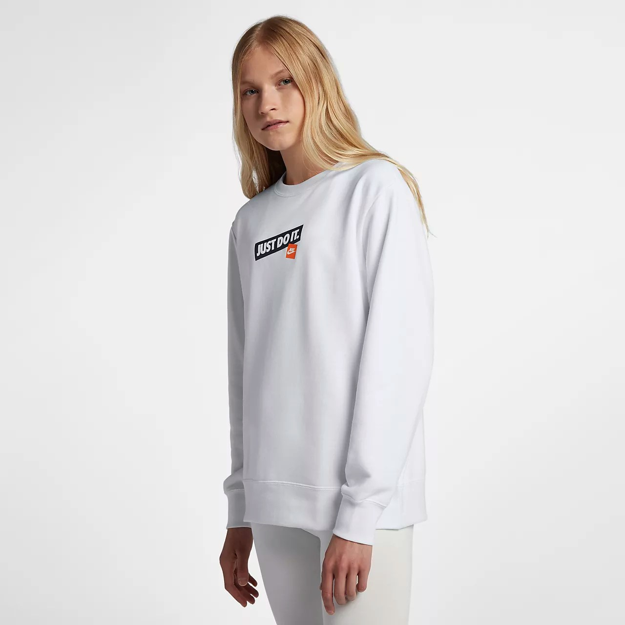 Nike Do Nike Sportswear Just Do It Women S Crew