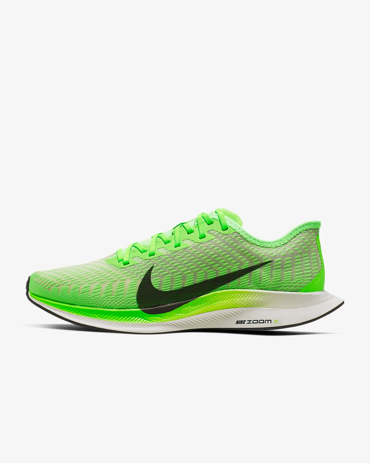Nike Zoom Grey And Green Nike Zoom Pegasus Turbo 2 Men S Running Shoe