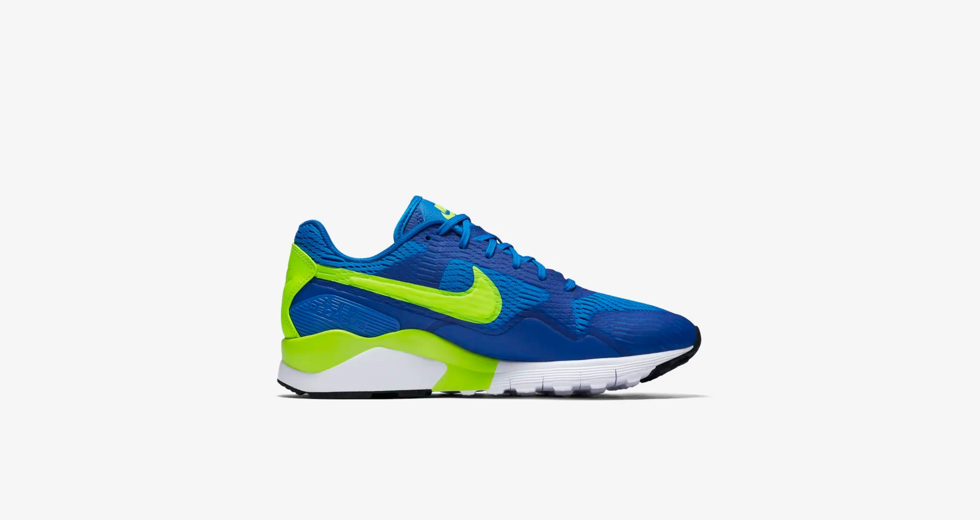 Get Nike Air Pegasus 92 Womens Yellow Red A9512 A6039