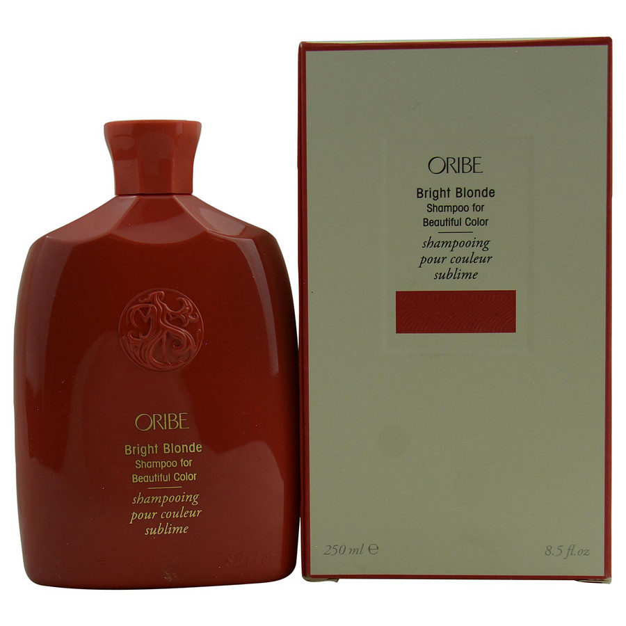 Oribe Shampoo Oribe Bright Blonde Shampoo For Beautiful Color 8 5 Oz