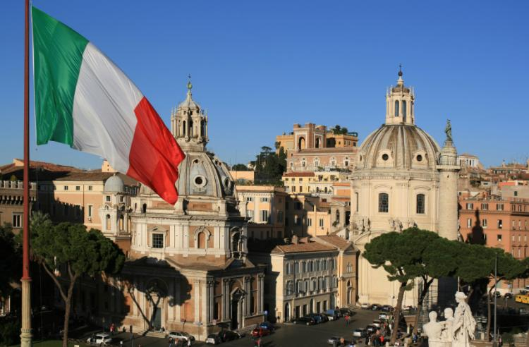 Liberation Day in Italy