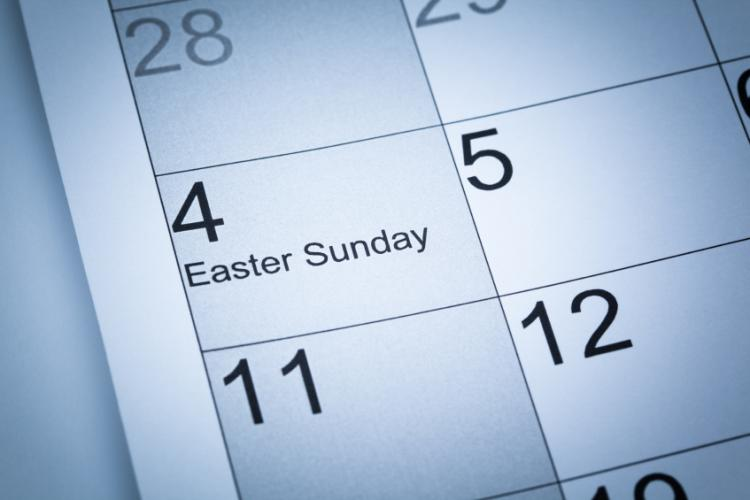 How To Add A Calendar To Google Calendar Countdown Calendar For Year 2010 Canada Time And Date How The Easter Date Is Determined