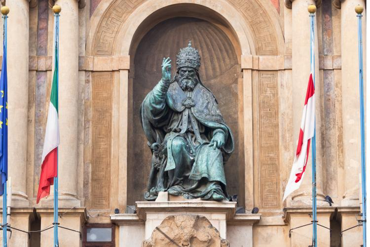Pope Gregory Calendar Event Pope Gregory I Wikipedia From Julian To Gregorian Calendar