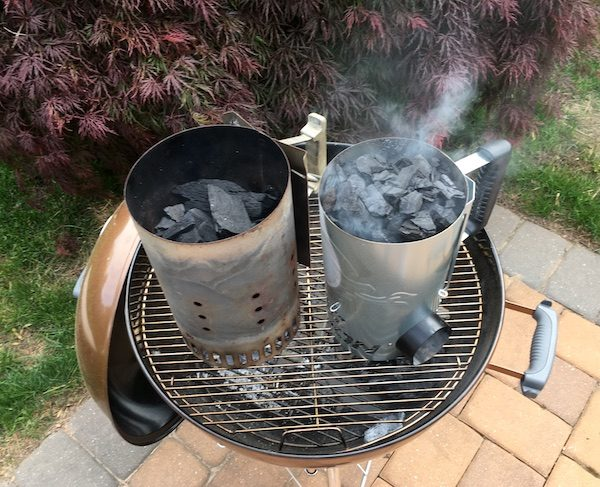 Weber Bbq Starter Bbq Dragon Chimney Of Insanity Charcoal Starter Review