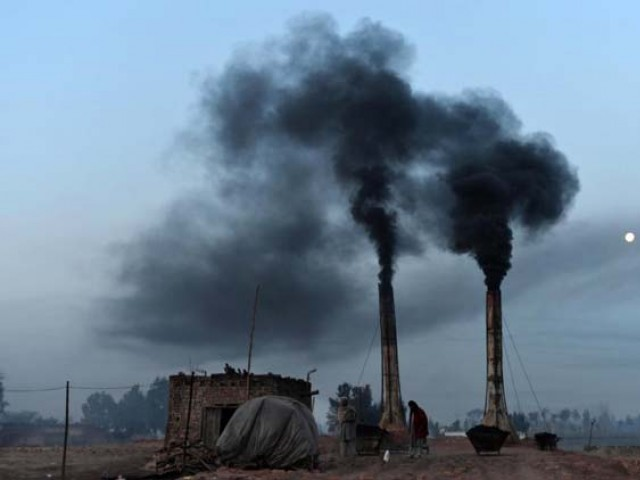 Environmental pollution puts lives in peril The Express Tribune