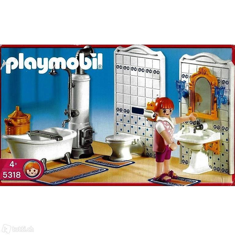 Playmobil Badezimmer 5577