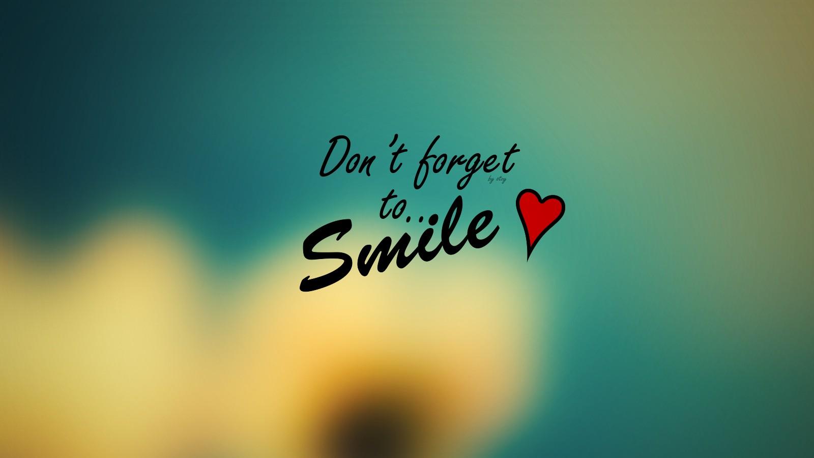 Smile Quotes Wallpaper Hd Fond D 233 Cran Illustration Citation Amour C Ur Texte