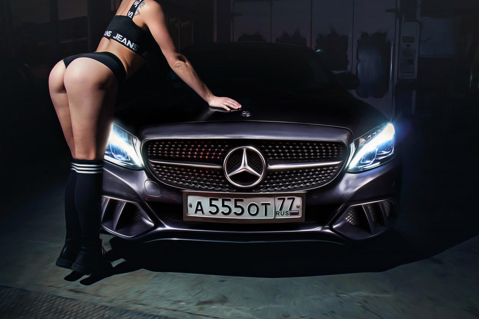 Hintergrundbilder Frau Auto Arsch Braun Gebrannt