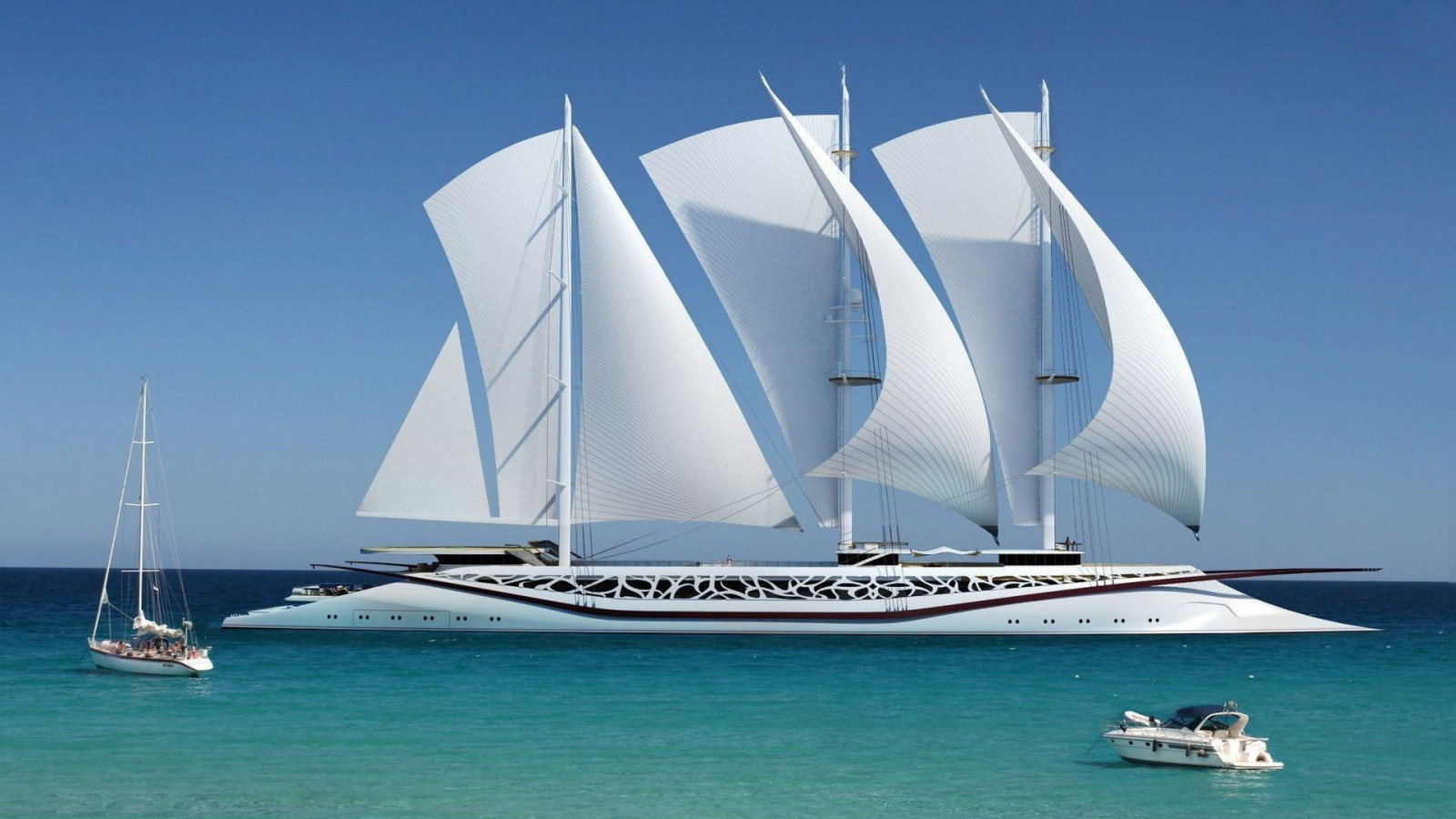 Hintergrundbilder Schiff Boot Segelschiff Meer