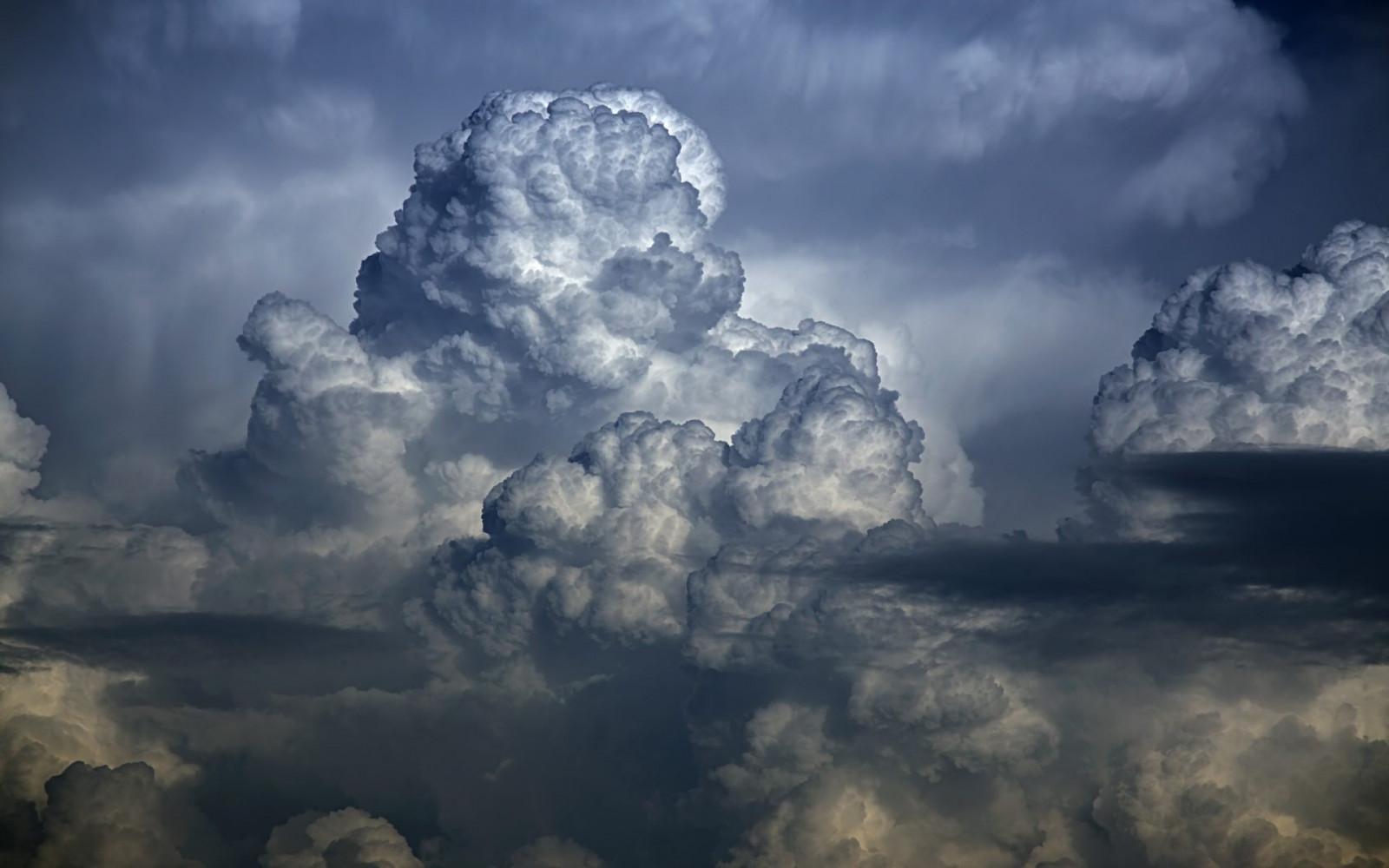 Hi Def 3d Wallpaper Wallpaper Sunlight Sky Clouds Storm Horizon Thunder