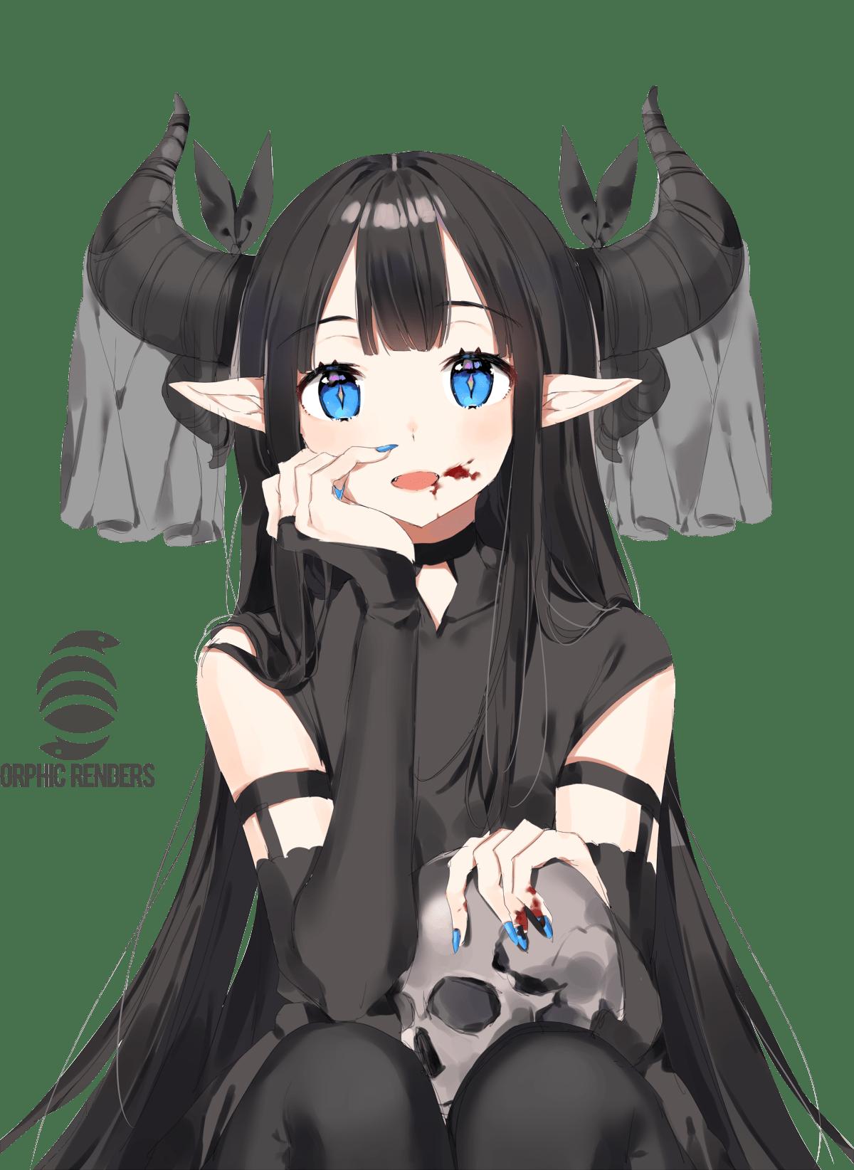 Cute Anime Boy Full Hd Wallpaper Wallpaper Original Characters Anime Girls Demon Elf