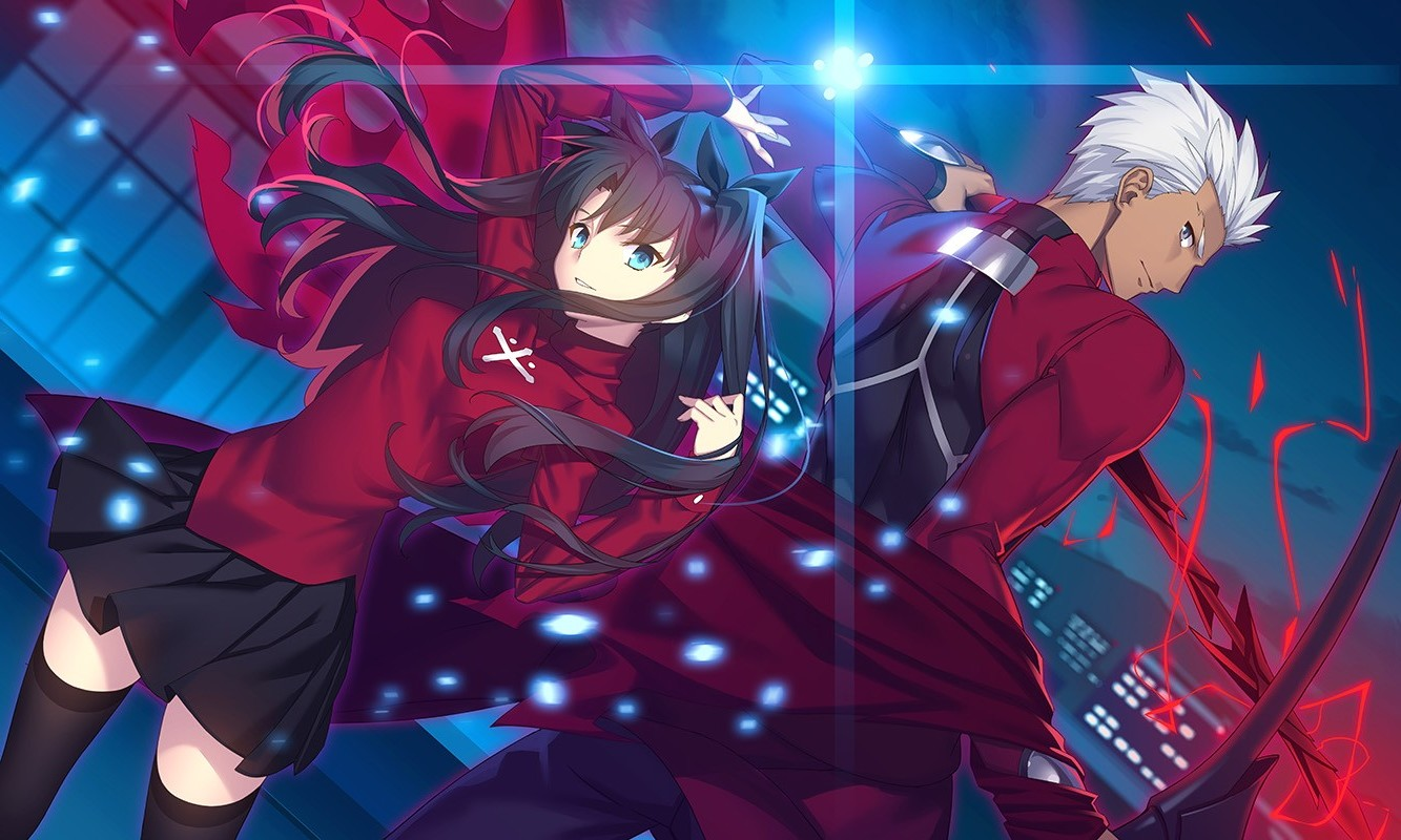 Inuyasha 3d Wallpapers Wallpaper Anime Fate Stay Night Fate Series Tohsaka