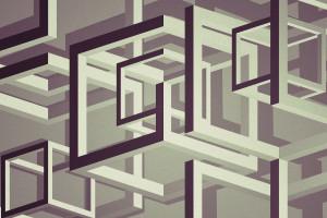 Wallpaper Digital Art Simple Background Abstract 3d