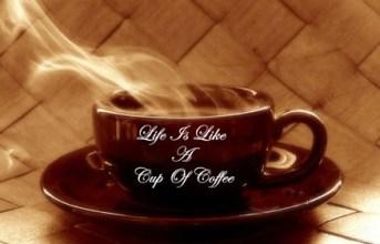 'Tách cà phê' cuộc đời