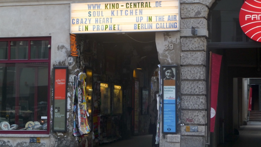 Relax Kino Berlin Central-kino | Berlin | Entertainment Venues | Eventseeker