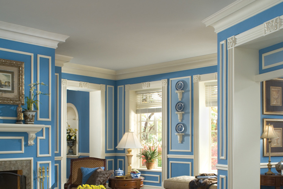You'Ve Never Seen Crown Molding Like This…