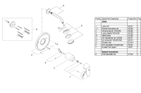 grohe bathroom faucet parts | My Web Value
