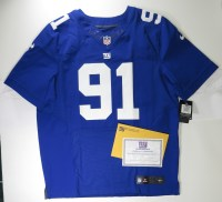 Value of JUSTIN TUCK #91 Signed Nike On Field Authentic ...
