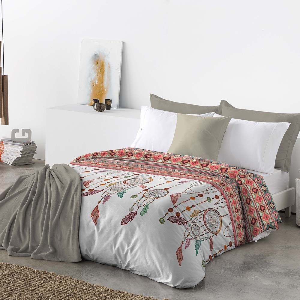 Boho Quilt Covers Australia Ozsale Boho Bedding Tribal Dreams 3 Piece Super King Quilt Set Ocre
