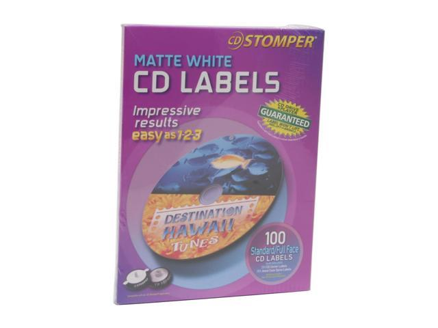 AVERY Stomper 98102 CD / DVD Label - Newegg
