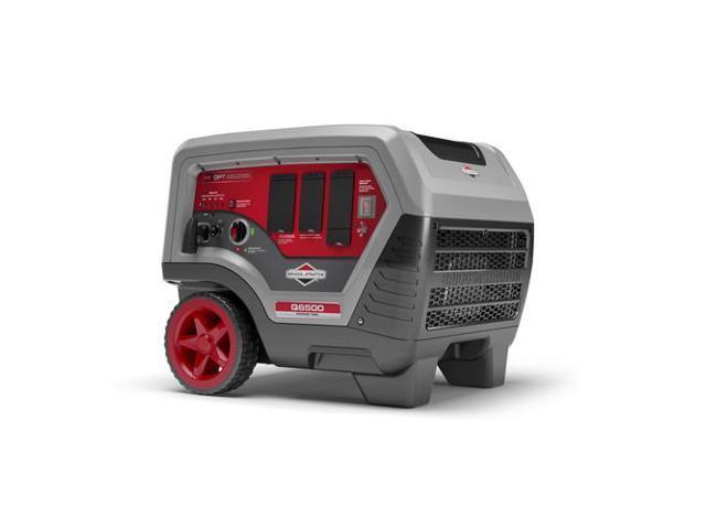 Briggs  Stratton 30675 Q6500 QuietPower Series Inverter Generator
